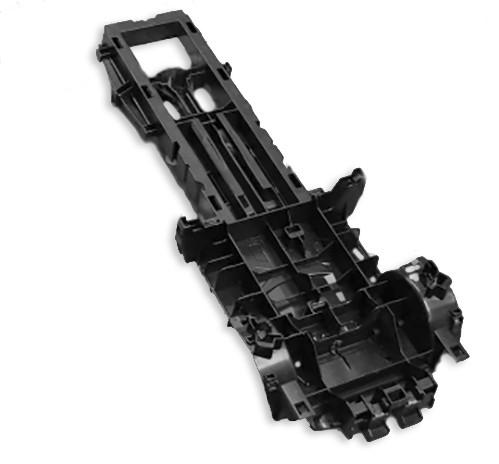 Bearbeitung zugesendeter Fahrgestelle für den Achseneinbau