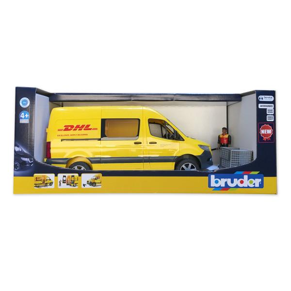 MB DHL Sprinter von Bruder