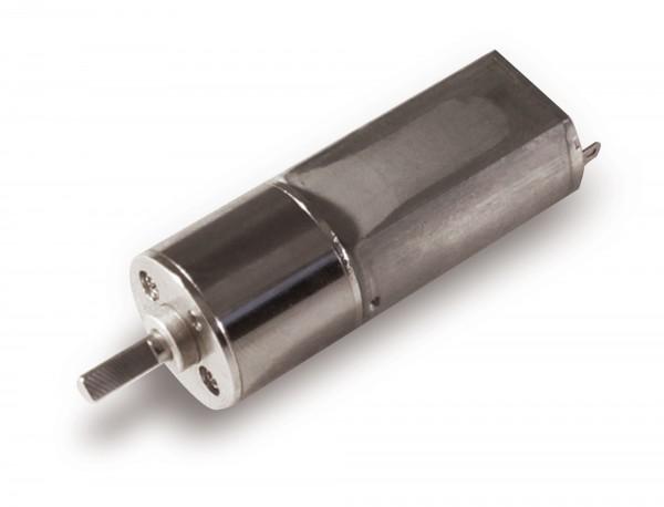 16mm DC Getriebemotor 6 Volt 300 upm