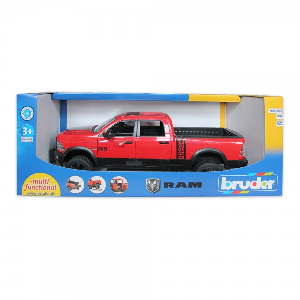 RAM 2500 Power Wagon von Bruder