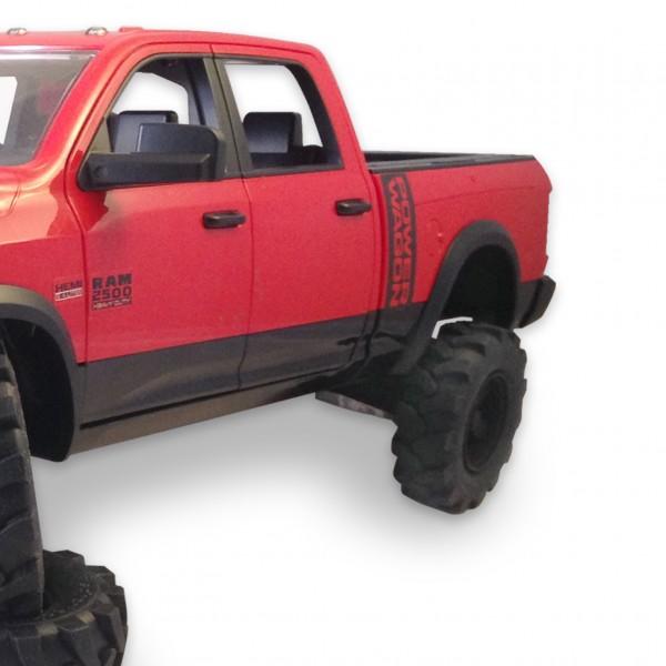 Hinterachse gefedert für RAM 2500 Power Wagon von Bruder ®