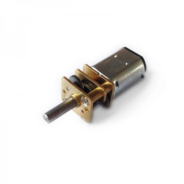 12mm DC Getriebemotor 6 Volt 200 upm