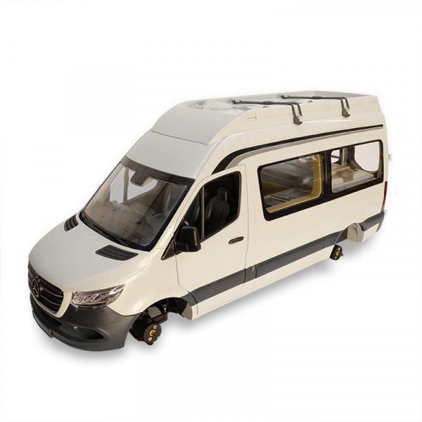MB Sprinter Camper 2021 mit eingebautem Antrieb