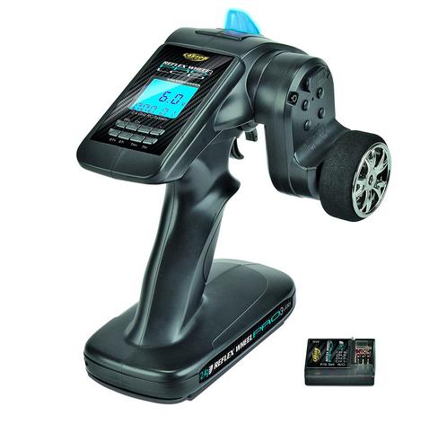 Carson Fernsteuerung FS 3K Reflex Wheel Pro 3 LCD 2.4G