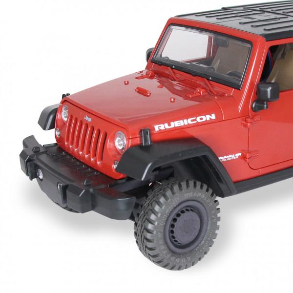 Vorderachse für Jeep Wrangler Rubicon von Bruder ®